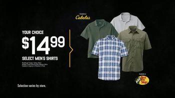 Bass Pro Shops Summer Sale TV Spot, 'Shirts and Coolers' - Thumbnail 5