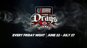 Universal Technical Institute Friday Night Drag TV Spot, 'Every Friday' - Thumbnail 9