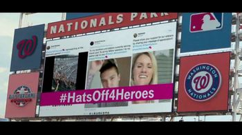 T-Mobile TV Spot, 'Hats Off: Team Rubicon' Featuring Bryce Harper - Thumbnail 3
