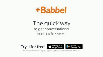 Babbel TV Spot, 'Try Babbel Free' - Thumbnail 10