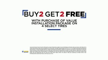 NTB Extended Super Sale TV Spot, 'Get Two Tires Free' - Thumbnail 8