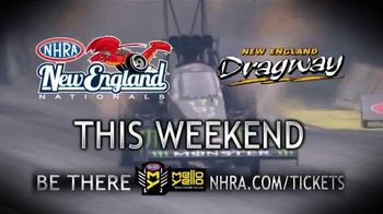 NHRA TV Spot, 'New England Nationals: 4th of July Weekend' - Thumbnail 8