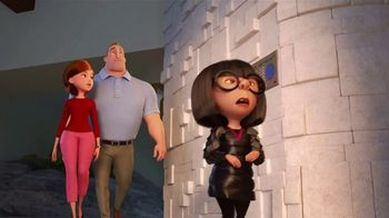 ADT TV Spot, \'Why The Incredibles Need ADT\'
