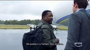 Amazon Prime Video TV Spot, 'Tom Clancy's Jack Ryan: Season One' [Spanish] - Thumbnail 5
