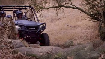 Honda Pioneer 1000 Limited Edition TV Spot, 'Better to Be Both'