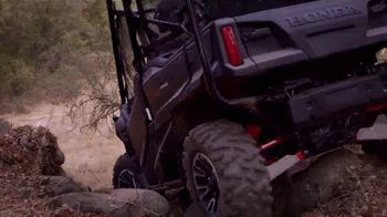 Honda Pioneer 1000 Limited Edition TV Spot, 'Better to Be Both' - Thumbnail 7
