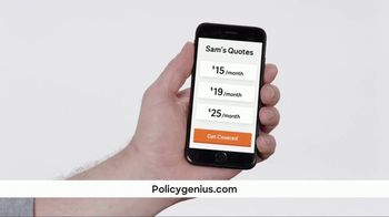 PolicyGenius TV Spot, 'Bubble Wrap' - Thumbnail 4