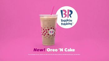 Baskin-Robbins Oreo 'N Cake TV Spot, 'GOT ME LIKE' - Thumbnail 10