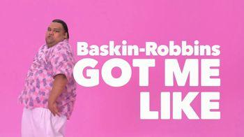 Baskin-Robbins Oreo 'N Cake TV Spot, 'GOT ME LIKE' - 4482 commercial airings