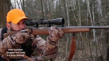 Trijicon TV Spot, 'Whitetail Hunting'