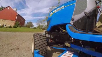 New Holland Workmaster 25S TV Spot, 'Big Impact' - Thumbnail 1