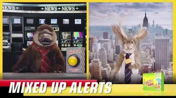 Lunchables TV Spot, 'Mixed Up Alerts: Clear Skies' - Thumbnail 2