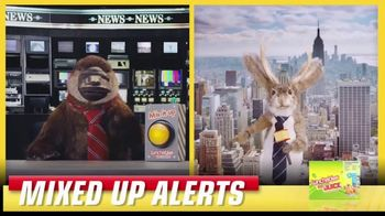 Lunchables TV Spot, 'Mixed Up Alerts: Clear Skies' - Thumbnail 5