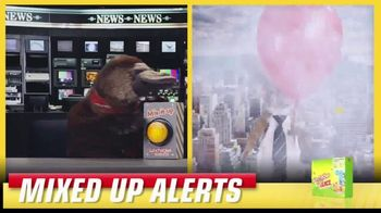Lunchables TV Spot, 'Mixed Up Alerts: Clear Skies' - Thumbnail 6