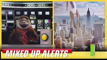 Lunchables TV Spot, 'Mixed Up Alerts: Clear Skies' - Thumbnail 7