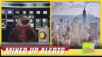 Lunchables TV Spot, 'Mixed Up Alerts: Clear Skies' - Thumbnail 8