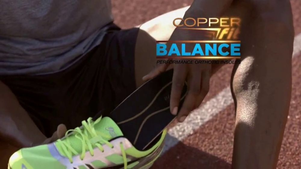 12b1d74799 Copper Fit Balance TV Commercial, 'Like Nothing You've Seen Before' -  iSpot.tv