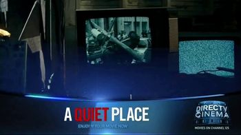 DIRECTV Cinema TV Spot, 'A Quiet Place' - Thumbnail 1