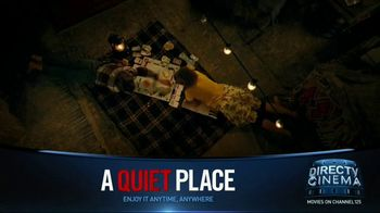 DIRECTV Cinema TV Spot, 'A Quiet Place' - Thumbnail 2