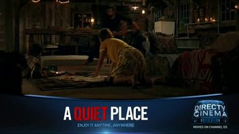 DIRECTV Cinema TV Spot, 'A Quiet Place' - Thumbnail 3