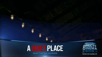 DIRECTV Cinema TV Spot, 'A Quiet Place' - Thumbnail 4