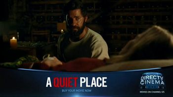DIRECTV Cinema TV Spot, 'A Quiet Place' - Thumbnail 5