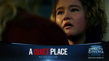 DIRECTV Cinema TV Spot, 'A Quiet Place' - Thumbnail 6