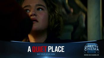 DIRECTV Cinema TV Spot, 'A Quiet Place' - Thumbnail 7
