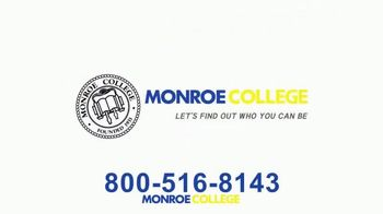 Monroe College TV Spot, 'Right Into a Career' - Thumbnail 9