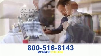 Monroe College TV Spot, 'Right Into a Career' - Thumbnail 1