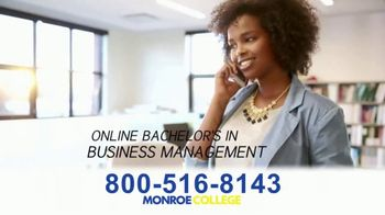 Monroe College TV Spot, 'Right Into a Career' - Thumbnail 7