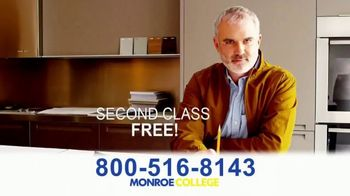 Monroe College TV Spot, 'Right Into a Career' - Thumbnail 8
