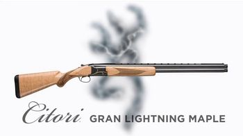 Browning Citori TV Spot, 'Lightning Fast'