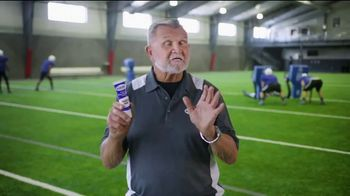 Blue-Emu Numbing Pain Relief Cream TV Spot, 'Feeling Rusty' Ft. Mike Ditka - Thumbnail 3