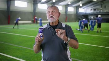 Blue-Emu Numbing Pain Relief Cream TV Spot, 'Feeling Rusty' Ft. Mike Ditka - Thumbnail 6