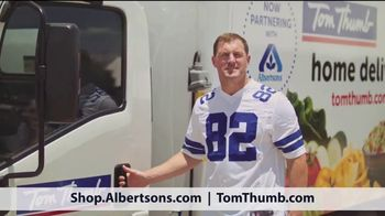Albertsons TV Spot, 'Fast and Easy' Featuring Jason Witten - Thumbnail 1