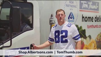 Albertsons TV Spot, 'Fast and Easy' Featuring Jason Witten