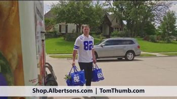 Albertsons TV Spot, 'Fast and Easy' Featuring Jason Witten - Thumbnail 4