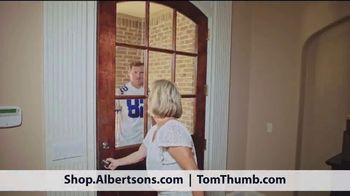 Albertsons TV Spot, 'Fast and Easy' Featuring Jason Witten - Thumbnail 5