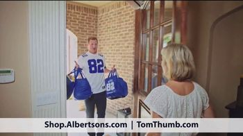 Albertsons TV Spot, 'Fast and Easy' Featuring Jason Witten - Thumbnail 6