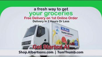 Albertsons TV Spot, 'Fast and Easy' Featuring Jason Witten - Thumbnail 7