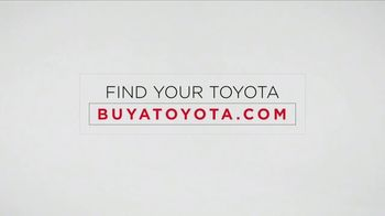 Toyota Independence Day TV Spot, 'You Won't Believe' [T2] - Thumbnail 8
