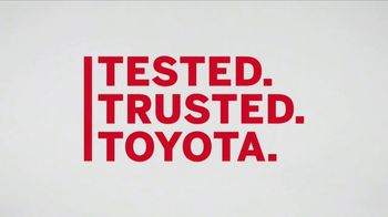 Toyota Independence Day TV Spot, 'You Won't Believe' [T2] - Thumbnail 6