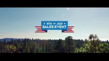 Jeep 4th of July Sales Event TV Spot, 'Great Deals' Song by The Score [T2] - Thumbnail 1