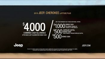 Jeep 4th of July Sales Event TV Spot, 'Great Deals' Song by The Score [T2] - Thumbnail 4