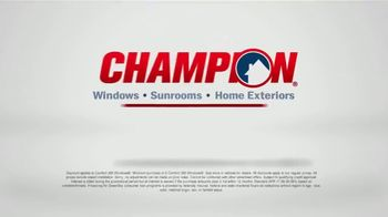 Champion Windows TV Spot, 'Christina: Fabulous' - Thumbnail 9