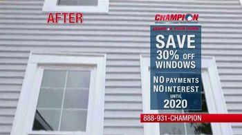 Champion Windows TV Spot, 'Christina: Fabulous' - Thumbnail 6