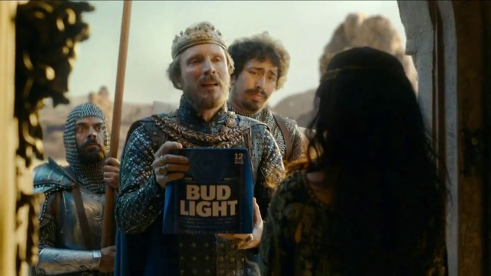 Bud light tv commercial always right ispot aloadofball Image collections