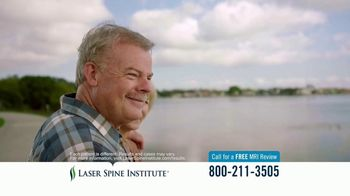 Laser Spine Institute TV Spot, 'Jerry is Back to Living a Pain-Free Life' - Thumbnail 4