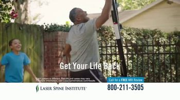 Laser Spine Institute TV Spot, 'Jerry is Back to Living a Pain-Free Life' - Thumbnail 5